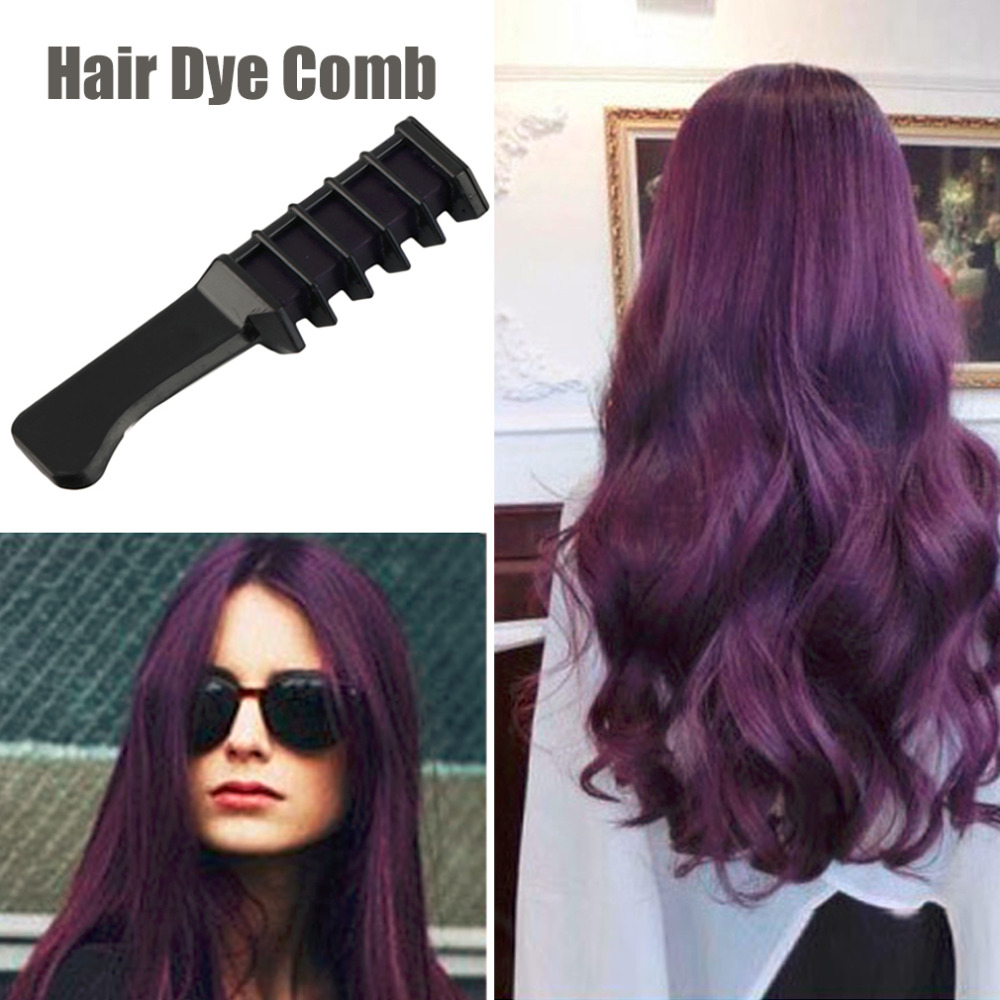 Disposable Personal Use Hair Dye Comb Professional Salon Use Semi