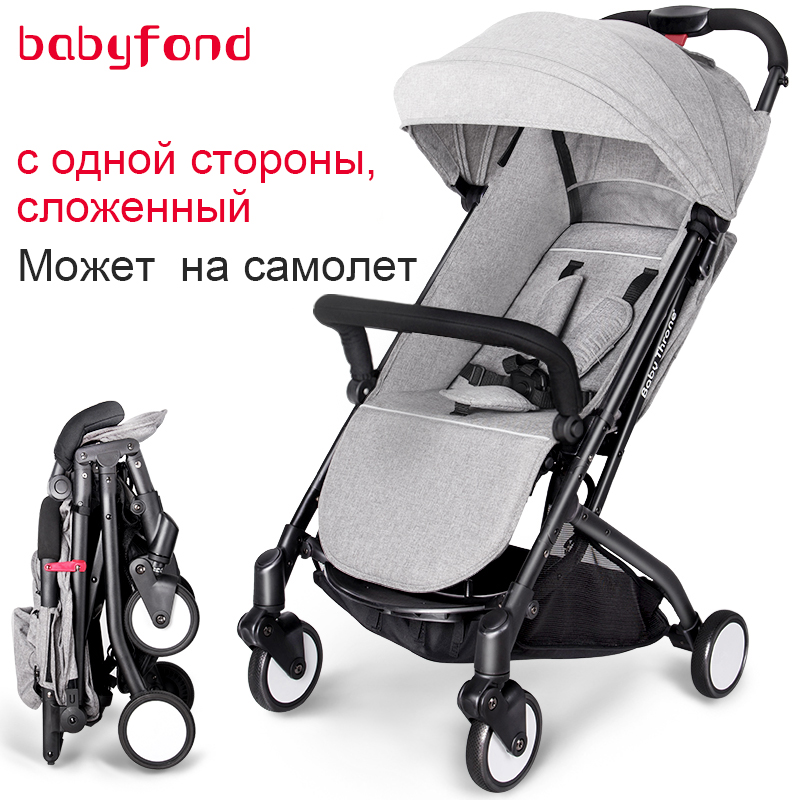 Brand Baby Strollers Super Light Easy Fold Travel Baby Carriage Stroller Send 7 Free Gifts Fast Delivery 5.8kg baby throne car все цены