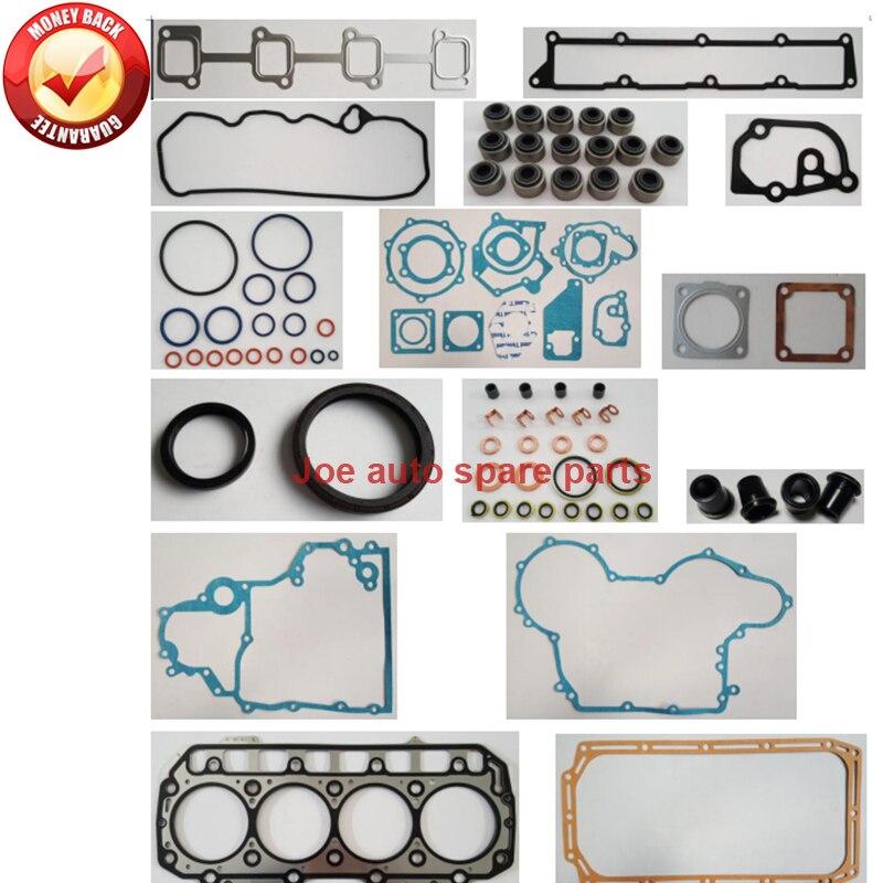Moteur Complet joint ensemble kit pour Yanmar 3053cc 3.1 D 3319CC 3.3 D MOTEUR: 4TNV94