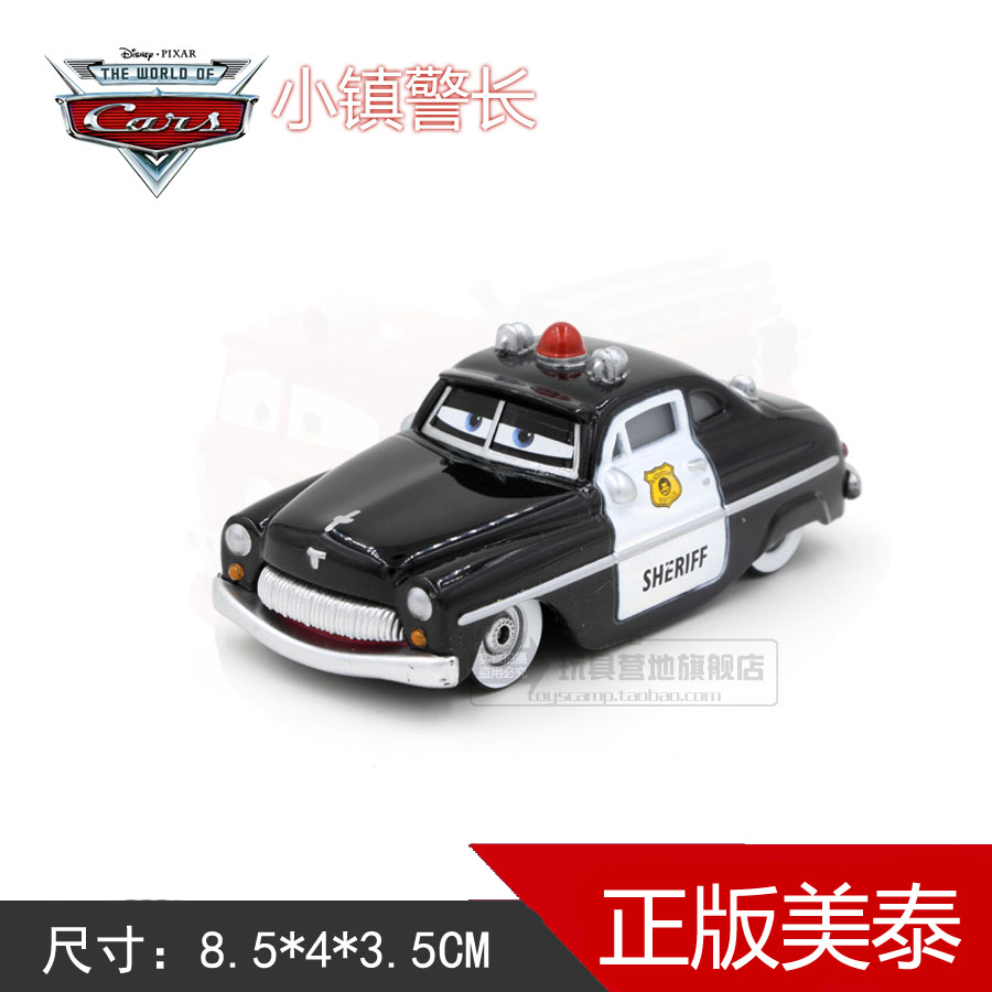 Pixar Cars2 1:55 Diecast Alloy Toys Birthday Christmas Gift For Kids Toy