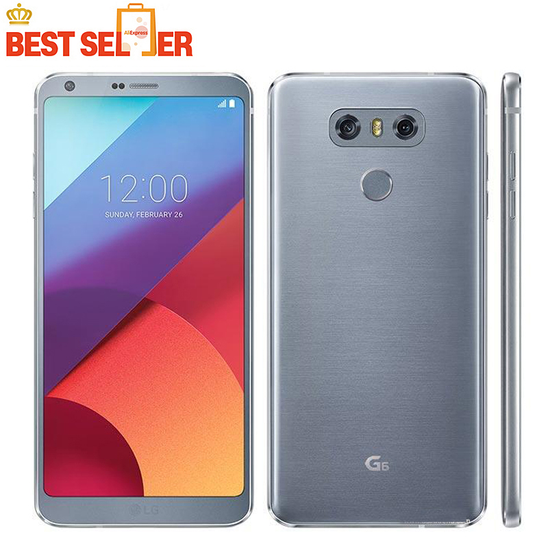 Unlocked LG G6 4G LTE Mobile Phone H870 H871 H873 VS988 5.7 Inch 4GB RAM 32GB ROM