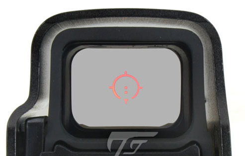 JJ Airsoft G33 3x Magnifier And XPS 3-2 Red / Green Dot (Black/Tan) Buy One Get One FREE Killflash / Kill Flash