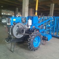 Walking Tractor 15HP Farm Tractor Agricultural Machinery Cultivator Rotary Cultivator China Top Brand
