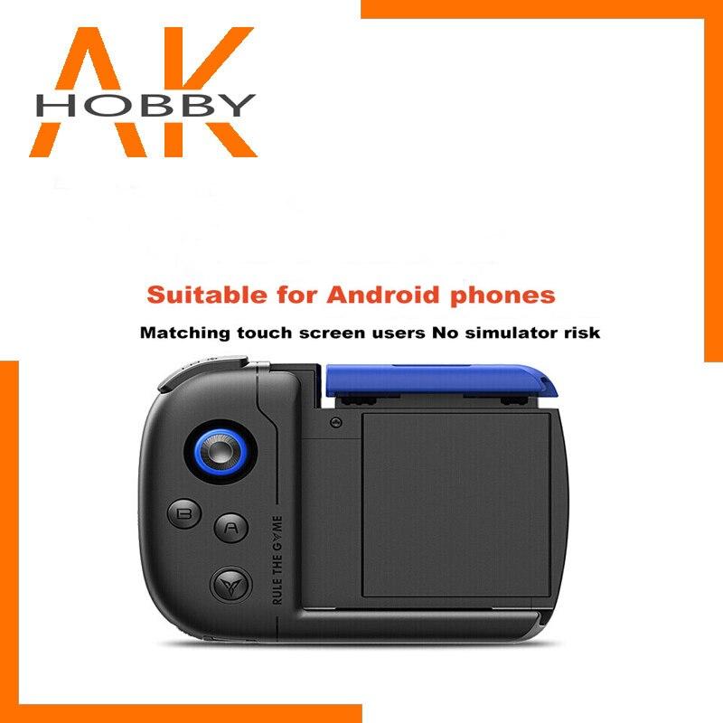 Flydigi pubg GamePad controlador de jogo para celular Portátil Para O telefone móvel Android Gamepad Do Bluetooth gamepad nova geração VESPA
