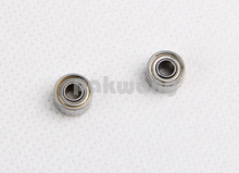 2 pcs Rubber Sleeve Bearing for robot vacuum cleaner A320 and Seebest C565+, original Replacement Parts for intelligent robot