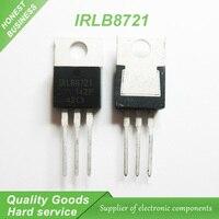 10pcs/lot IRLB8721PBF TO-220 30V 62A new original