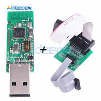 Wireless CC2531 CC2540 Sniffer Bare Board Packet Protocol Analyzer Module  USB Interface Dongle Capture Packet with Shell