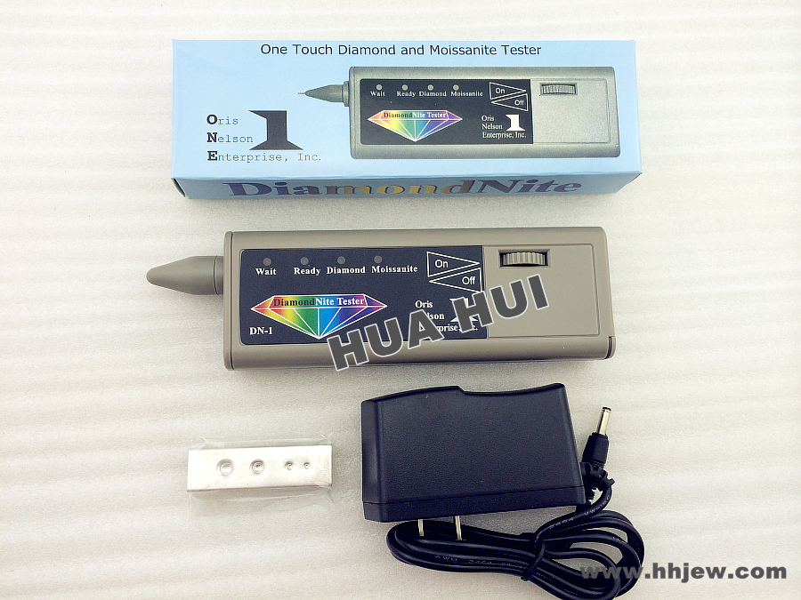Free shipping Hot sale New Multi Diamond tester ,one touch diamond Tester moissaniter Tester 2018 hot sale real one l