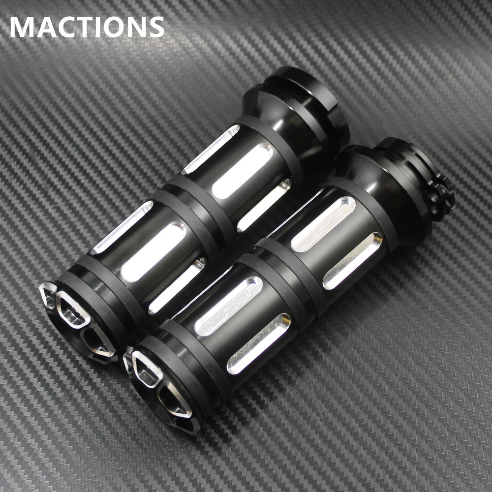Motorcycle Grips 1