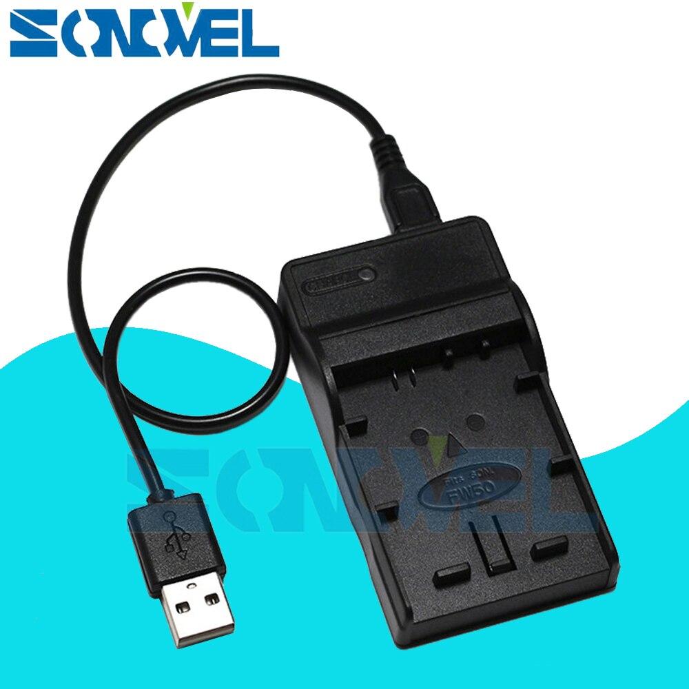 NP-FG1 NP-BG1 USB Batterie Chargeur Pour SONY DSC W70 W30 W130 W210 W220 W300 H10 H50 H70 H90 W290 HX7 HX10 HX30 WX10 H55 HX9 T20