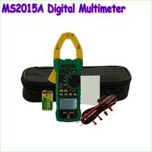 1 шт. AutoRange MASTECH MS2015A Digital AC 1000A Текущий Клещи True RMS Мультиметр Емкость Частота Тестер НТС