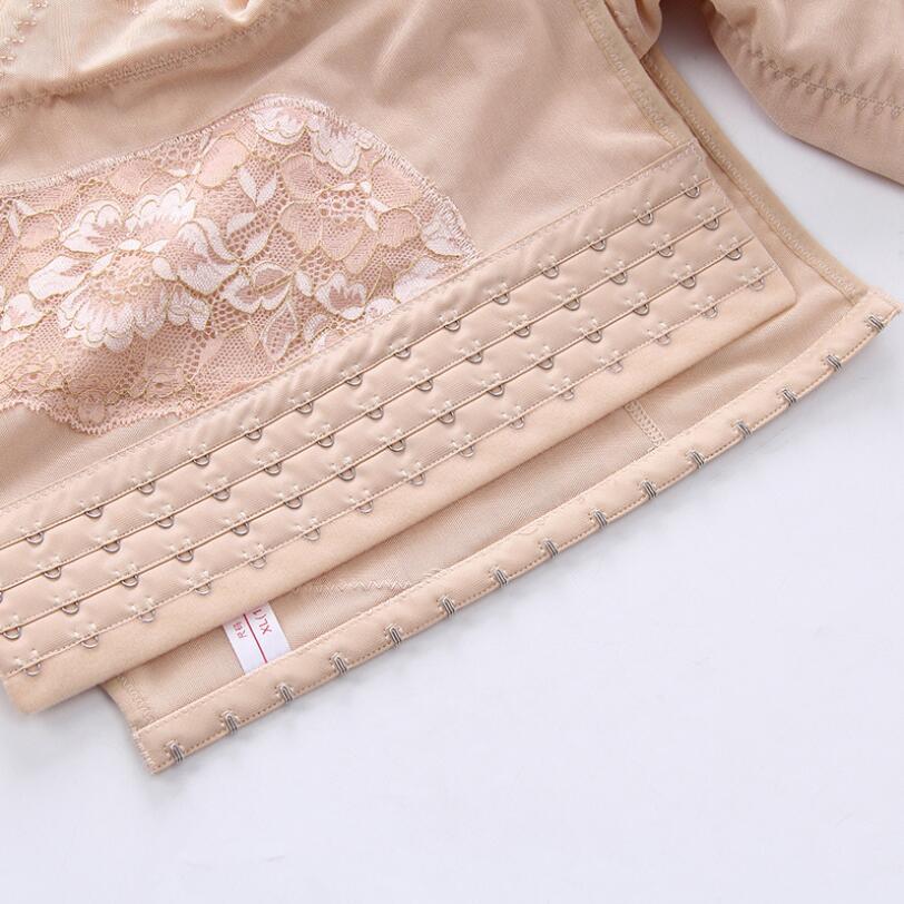 Image 5 - Women Bodysuits  Waist corset shapers magic slimming Shapewear lady body shaper slimming legs tummy Female shapewearBodysuits   -