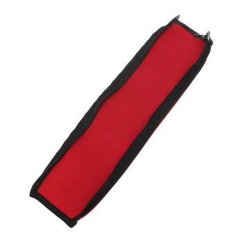 Headset Headband Cushion Pads Bumper Cover Zipper Replacement for Meizu HD50 HIFI Headphones