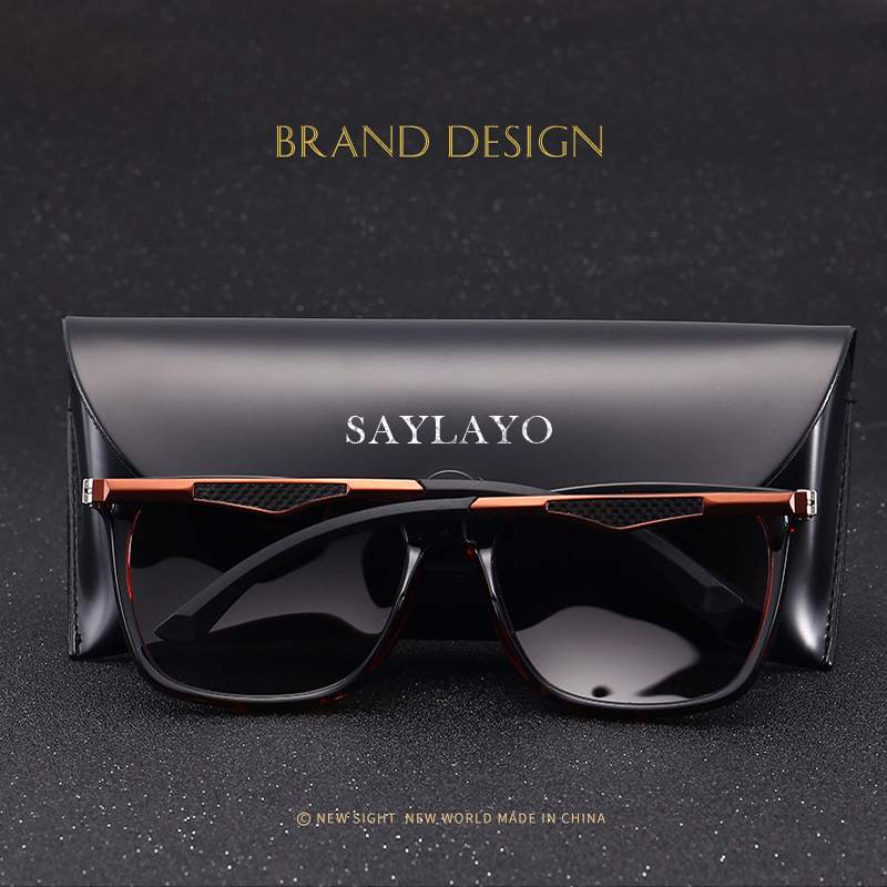 Image 4 - SAYLAYO 2019 New Vintage Fashion Polarized Sunglasses Women Car Driving Sun Glasses 100% UV400 protection retro Goggles Eyewear-in Women's Sunglasses from Apparel Accessories on AliExpress
