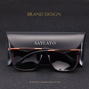 Image 3 - Saylayo Nieuwe Vintage Fashion Gepolariseerde Zonnebril Vrouwen Auto Rijden Zonnebril 100% UV400 Bescherming Retro Goggles Eyewear
