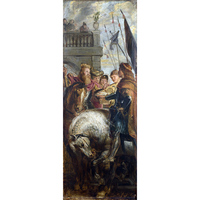 oil painting on canvas 100% cotton core Peter Paul Rubens