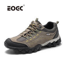 Top Quality Genuine Leather Shoes Sneakers Men Casual Shoes Outdoor Waterproof Men Shoes Non-slip Men Hiking Shoes rax first layer of leather men casual shoes waterproof outdoor shoes male non slip warm leather shoes size 39 44 b2030