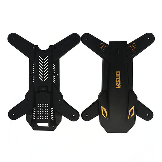 Spare Protective Plastic Drone Body Shells Set