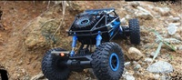 RC Car 4WD Rock Crawlers 4x4 Driving Car Double Motors Drive Bigfoot Car Remote Control Model