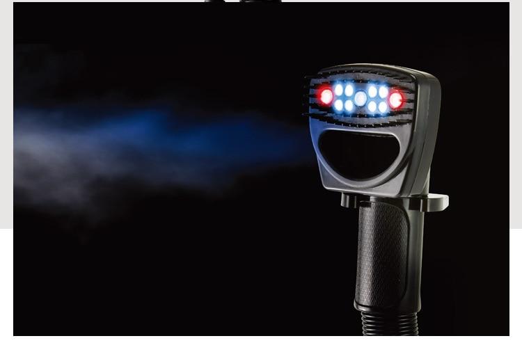 Salon gebruik Nano haarverzorging machine infrarood hoofdhuid zorg machine haargroei tool haar sterker tool S28 - 5