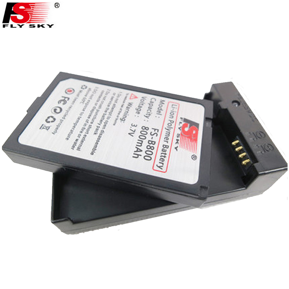 1 Set FLYSKY RC Model FS-B800 <font><b>3.7</b></font> 800mAh RC Hobby Transmitter <font><b>Battery</b></font>+FS-BC101 <font><b>battery</b></font> charger for FS-i10 CT2B GT3C image