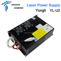 Yongli 150 Вт YL U2 Питание для 130 Вт 150 Вт CO2 лазерной трубки