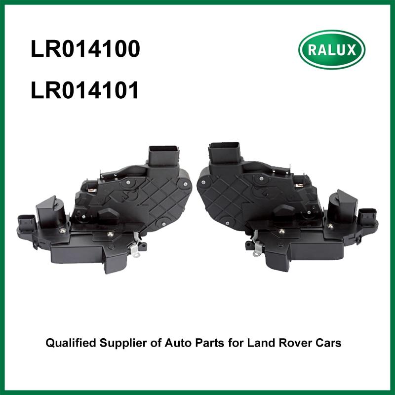 Car front RH and LH door latch for LR4 2010- Range Rover Sport 2010-2013 Range Rover Evoque auto body parts LR014100 LR014101