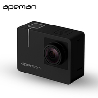 Apeman New 4k 30FPS Wifi Action Camera 40m Waterproof UHD Underwwater Sport Video Camera