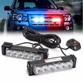 12LED 3W Flood Spot Combo Indicators Work Light Car Truck Boat Driving Fog Offroad Off Road SUV Bar
