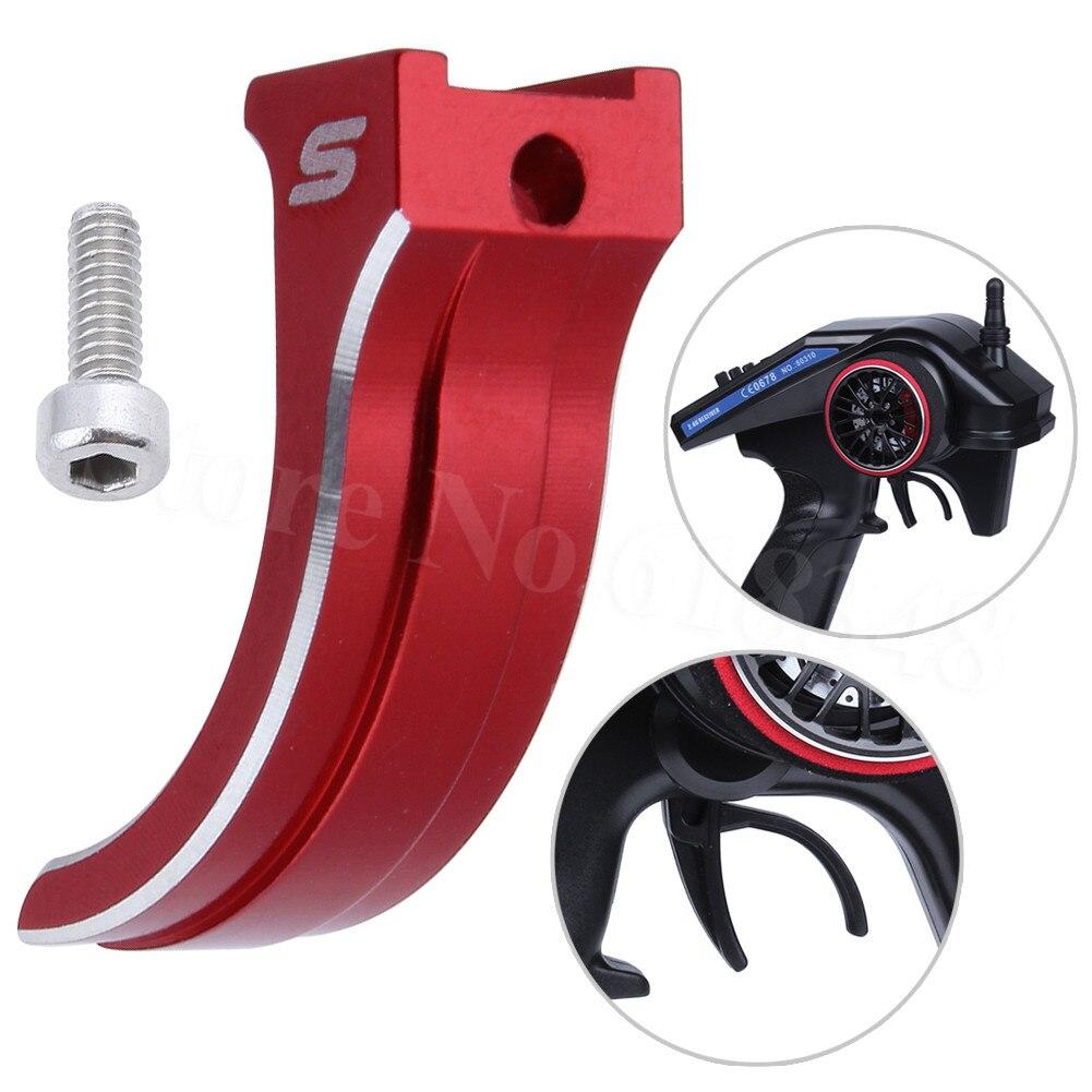 Throttle Trigger Arm Brake Rod For Futaba 7PX 4PX 4PXR RC Car Transmitter B Radio RC Car