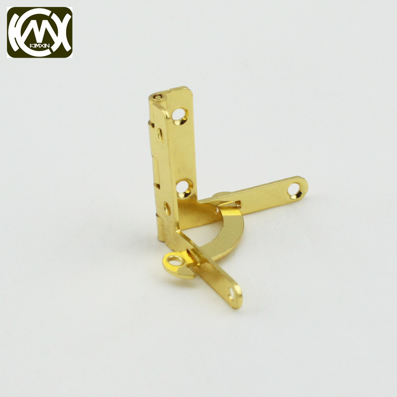 50pc/lot In stock wooden box hardware hinges for jewelry boxes 30mm*33mm Iron material hinge China factory direct sales W-035