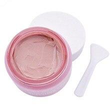 MELAO, грязевая маска для лица, женская розовая глиняная маска, Питательная, отбеливающая, против морщин, очиститель пор, маски для ухода за кожей, 60 г