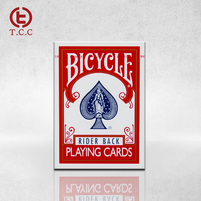 Free Shipping 1 Deck Red/ Blue BICYCLE 808 Playing Cards Standard Poker Party Game Supply