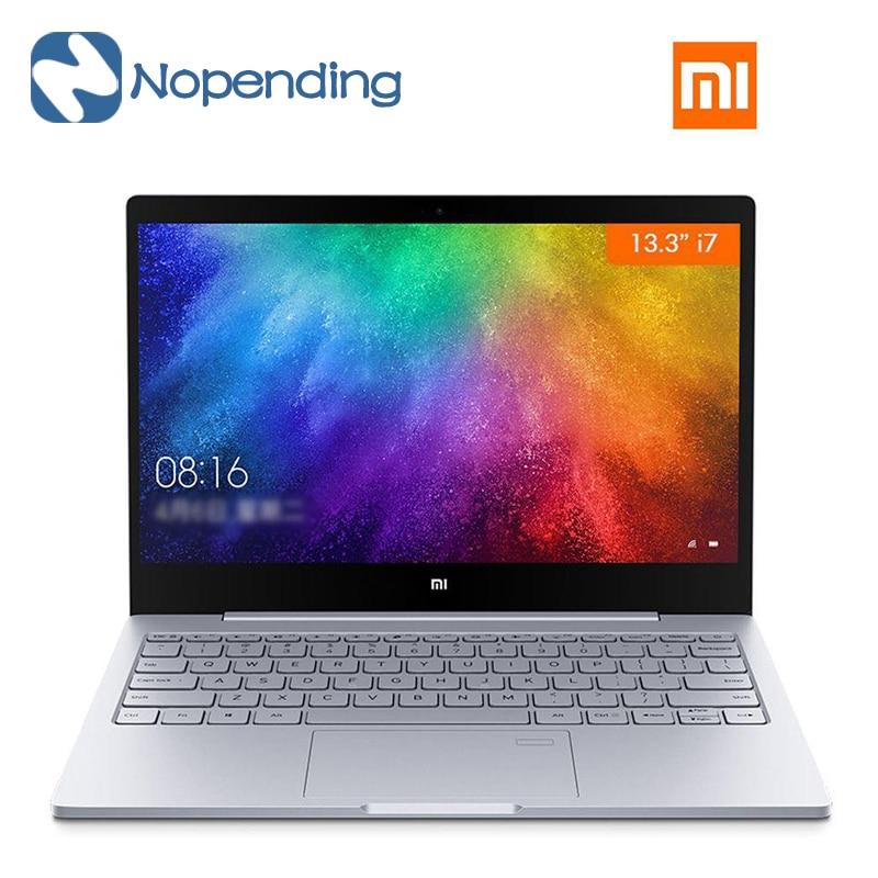 NEW Original Xiaomi MI Notebook Air 13.3' Laptop Intel Core i7-7500U 3.5GHz 256GB NVIDIA GeForce Windows 10 Fingerprint USB-C