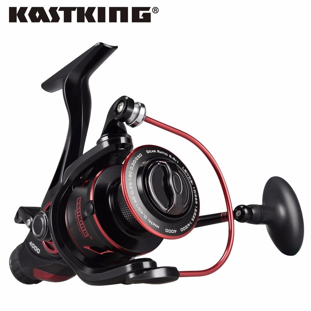 KastKing Baitfeeder III Freshwater 12KG Max Drag Spinning Fishing Reel 10 1 Ball Bearings Carp Fishing