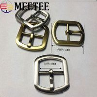 Of High Grade Gold Leji Luggage Hardware Accessories Shoe Buckle Accessories 1 Inch Needle Buckle
