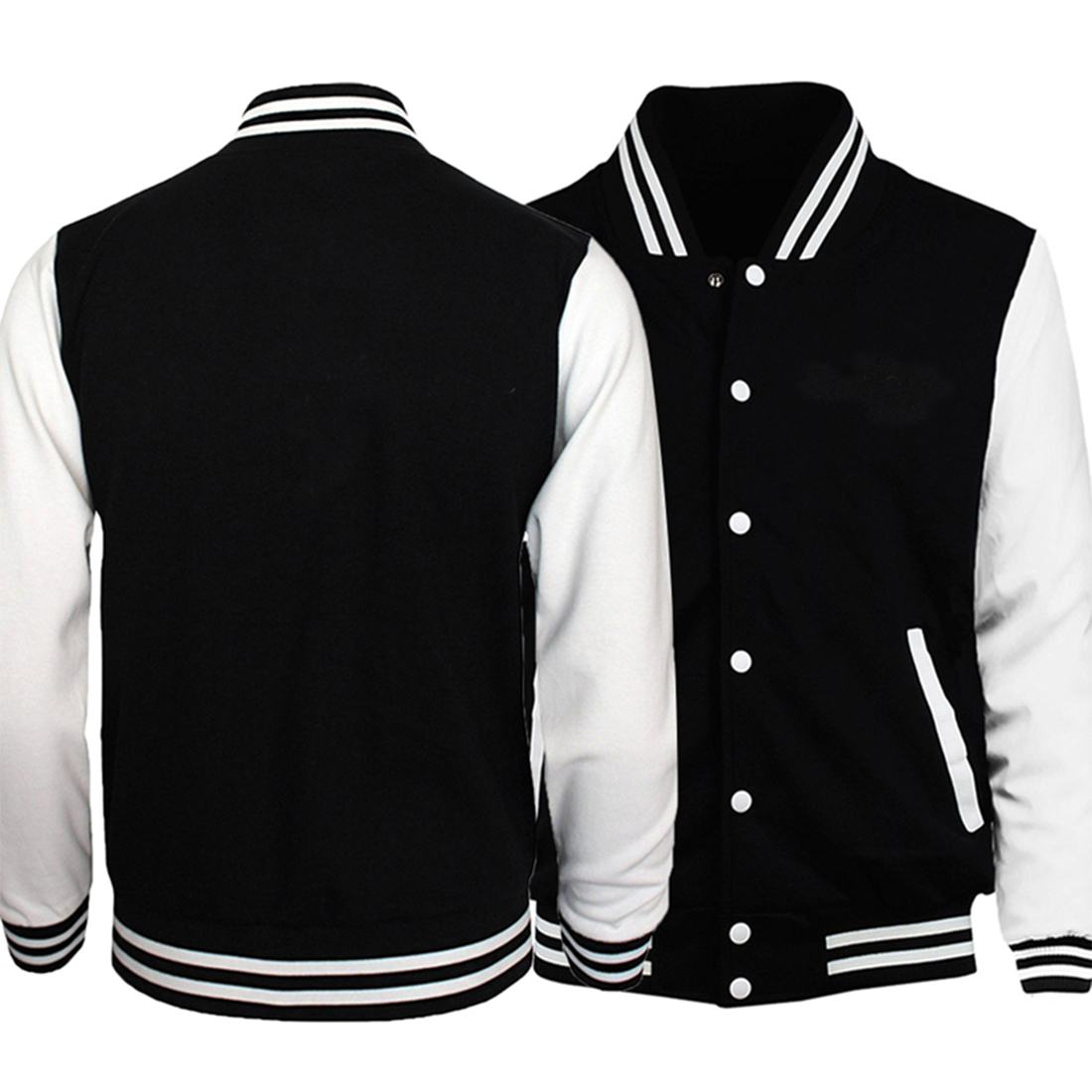 SPQR Hot sale 2019 Men Jacket Baseball Clothing Men 39 s print Jackets Coat For Men Hoodies Tracksuits Bomber Jacket school uniform in Jackets from Men 39 s Clothing