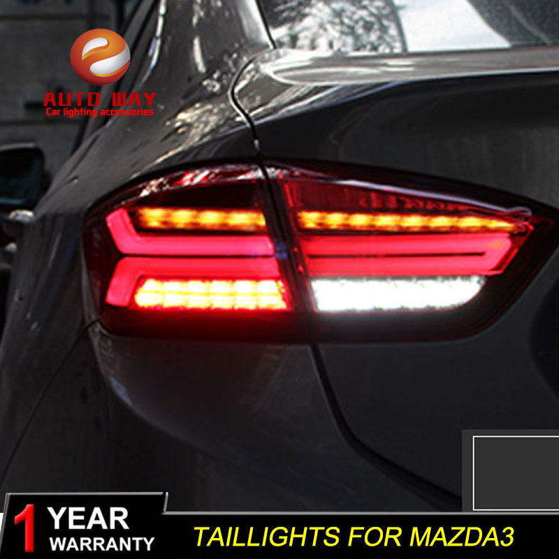 Car Styling case for Chevrolet Cruze 2017 2018 taillights Cruze TAIL Lights LED Tail Light LED