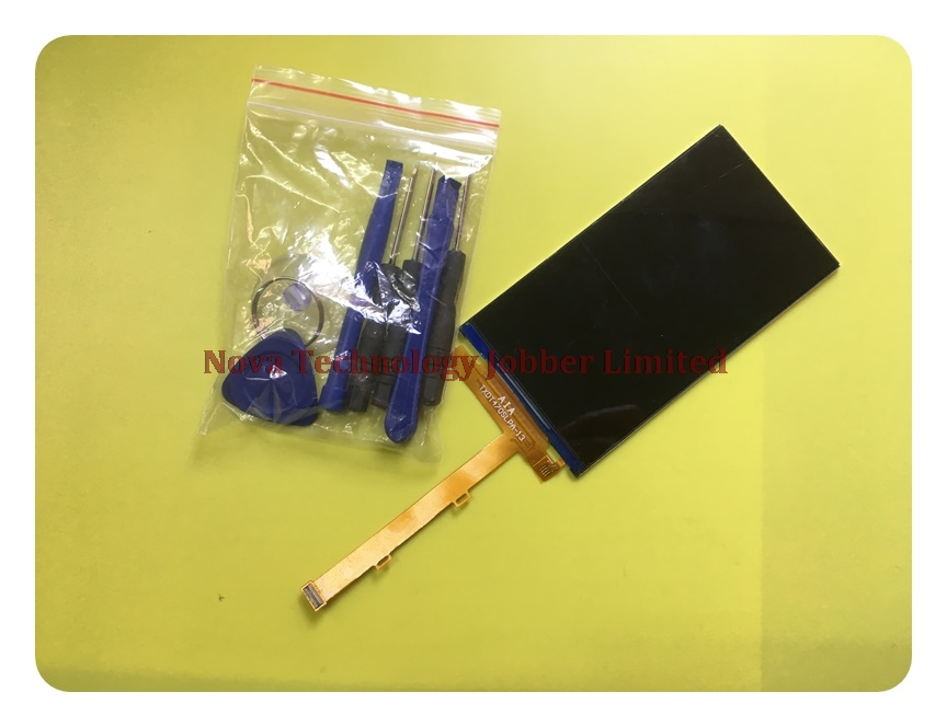 Wyieno For Micromax Canvas Spark Q380 LCD Display Screen Replacement Parts NOT Sensor Panel ; With Tracking Number