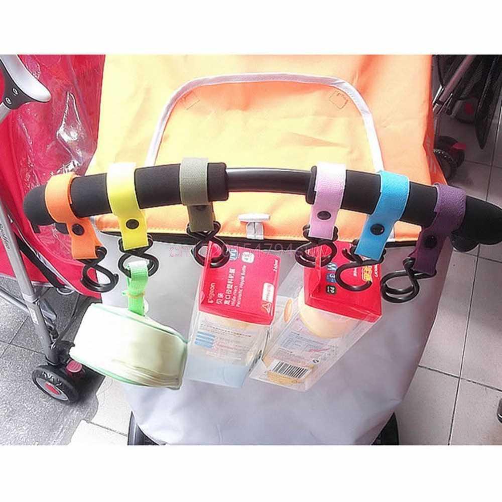 Аксессуары для детских колясок тележка коляска крючок многофункциональная детская коляска крючки полезные реквизит вешалка крючки