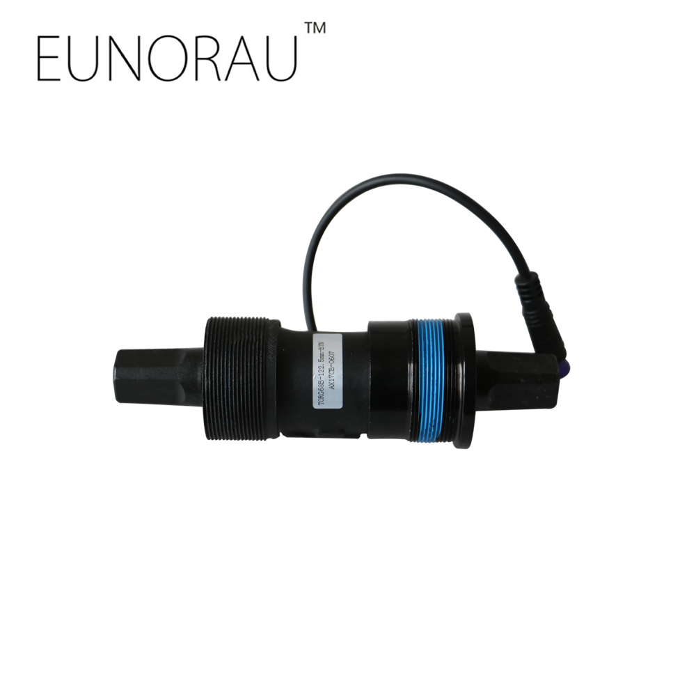 Free shipping torque sensor bottom bracket 68mm for EUNORAU 36V350W electric bike conversion kit free shipping 36v18a sin wave controller for ena 36v350w torque sensor electric bike hub motor kits
