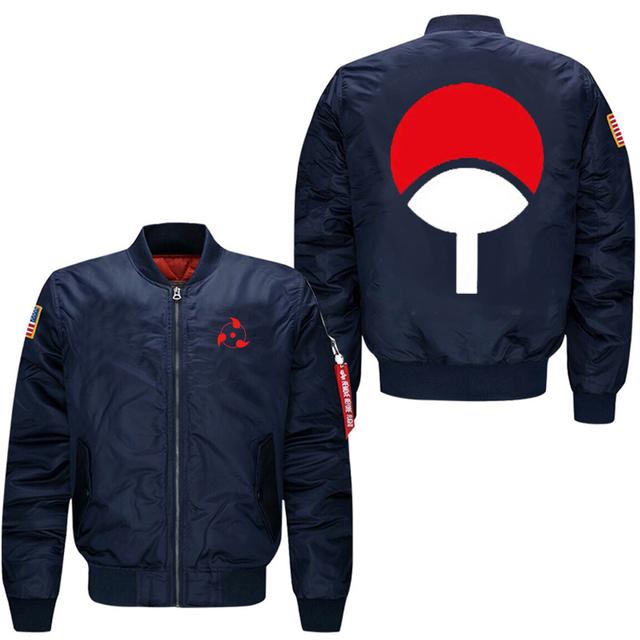 Naruto Bomber Jacket (3 colors)