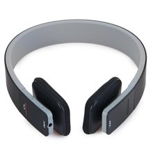 AEC BQ618 Smart Wireless Bluetooth Stereo Headset Headphone with MIC Support 3.5mm Stereo Audio Handsfree for Phone Tablet PSPs