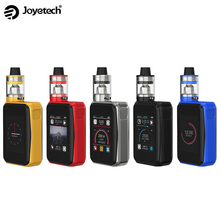 Original Joyetech Cuboid Pro 200W Box Mod with ProCore Aries 2ml Atomizer Kit E-Cigarettes Vape