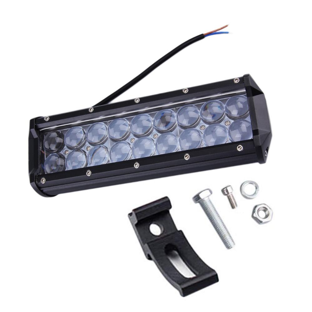 Universal Newest 1pc Super Bright 6000K 4D 90W Car LED Work Lamp ATV Off-road SUV Driving Spotlight/Floodlight Free Shipping