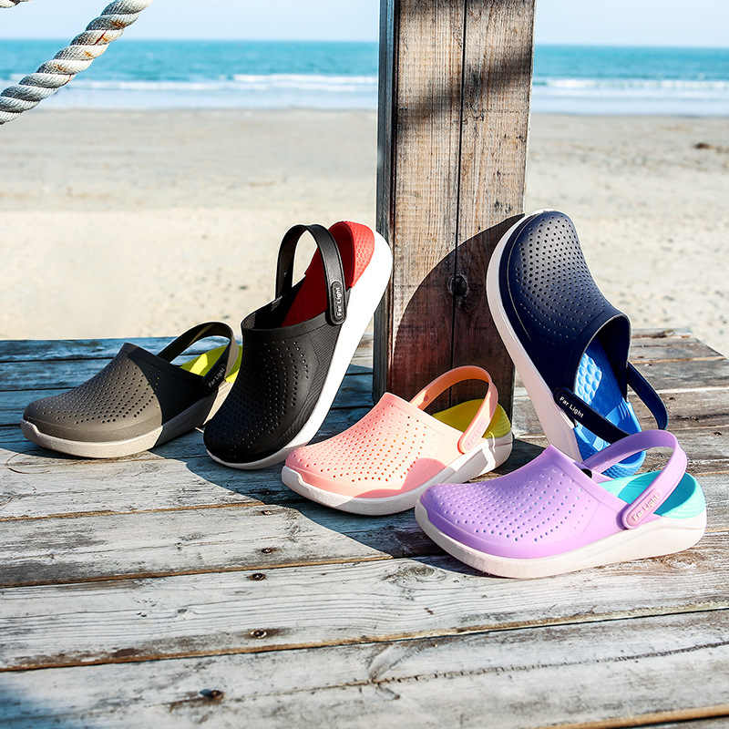 女性の靴男性のビーチ靴ワニスリッパホームスリッパウェーディングシューズビーチレジャー靴ウォータースポーツライトアスレチックスニーカー
