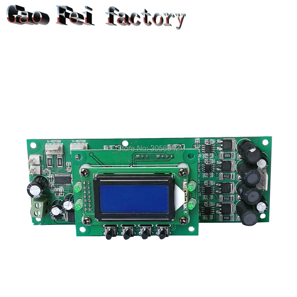 Led Moving Head Mainboard For 7x12w , 12x12w , 36x3w