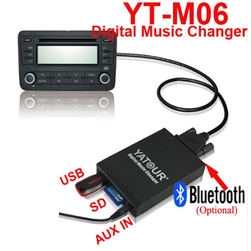 Bluetooth coche USB