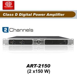 Image 1 - AMPLIFICADOR DE POTENCIA profesional digital, ART2150 , 2 canales, 150W, Clase D, envío gratis