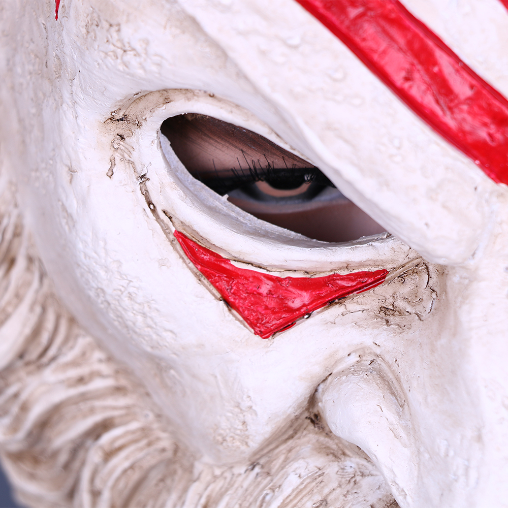 Game Assassin Creed Odyssey Hierarch Mask Resin Cosplay Accessories Halloween Props Prom Party Resin Mask Gift (22)